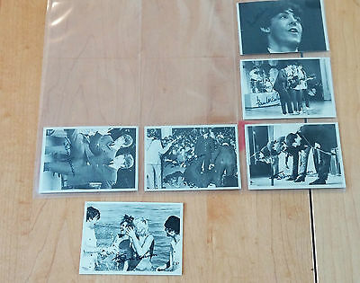 The Beatles Cards Series 3 Incomplete Set 21 unique cards