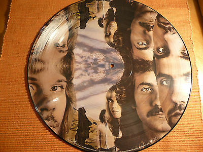 """STYX: Picture Disc """"Pieces of Eight""""  12"""" LP 33Rpm A&M Records #PR4724 USA 1978."""