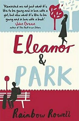 Eleanor & Park, Rainbow Rowell Book The Cheap Fast Free Post