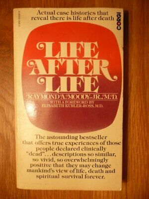Life After Life by Moody, Raymond A. Paperback Book The Cheap Fast Free Post