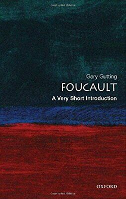 Foucault: A Very Short Introduction (Very Short In... by Gutting, Gary Paperback