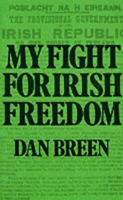 My Fight for Irish Freedom by Dan Breen Paperback Book The Cheap Fast Free Post