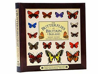 The butterflies of Britain and Ireland by Thomas, Jeremy Hardback Book The Cheap