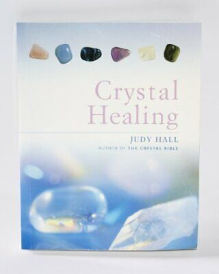 Crystal Healing Book The Cheap Fast Free Post