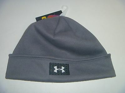 8a190540d83 NEW UNDER ARMOUR Womens Elements Infrared Fleece Beanie Hat One Size ...