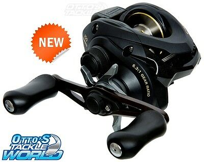 Shimano Caius 150A Baitcast Reel BRAND NEW at Otto's Tackle World