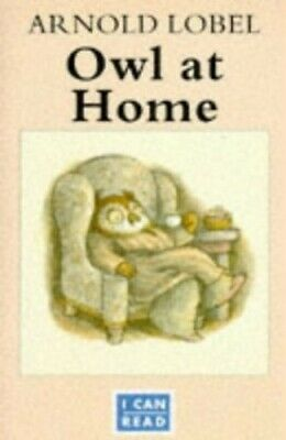 Owl at Home (I Can Read S.) by Lobel, Arnold Paperback Book The Cheap Fast Free