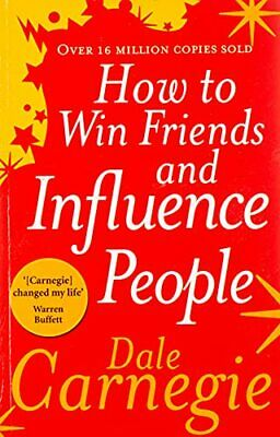 How to Win Friends and Influence People, Carnegie, Dale Paperback Book