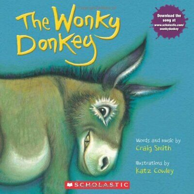 The Wonky Donkey by Smith, Craig Book The Cheap Fast Free Post