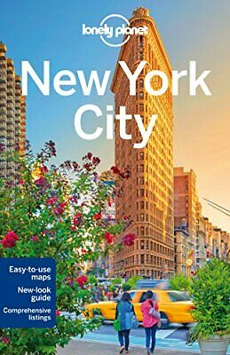 Lonely Planet New York City (Travel Guide) by Bonetto, Cristian Book The Cheap