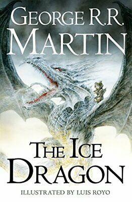 The Ice Dragon by Martin, George R.R. Book The Cheap Fast Free Post