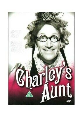 Charley's Aunt - DVD  SQVG The Cheap Fast Free Post
