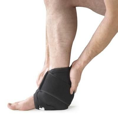 Ankle Cold Compression Cuff - Cryo Therapy Ice Pack Rehabilitation Swelling
