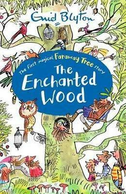 NEW The Enchanted Wood By Enid Blyton Paperback Free Shipping