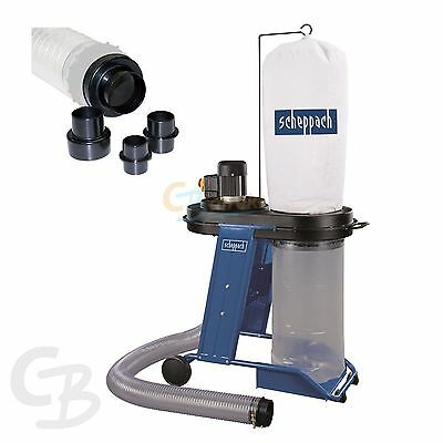 Scheppach Suction System Hd12 Incl. Device Connection Adapter 550W 3906301915 Hd