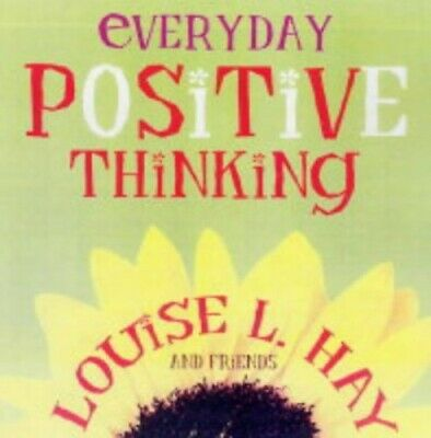 Everyday Positive Thinking by Louise Hay & Friends Paperback Book The Cheap Fast