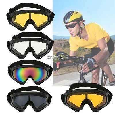Outdoor Sport Cycling Bicycle Bike Riding Sun Glasses Eyewear Goggles UV400 Lens