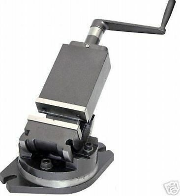 "2"" Swivel Tilt Milling Vice Milling Vice 2 Way Precision Vice From Chronos"