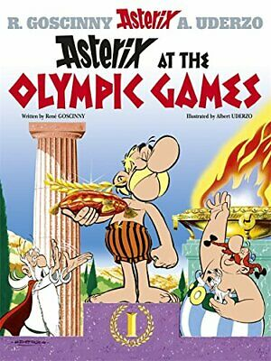 Asterix at the Olympic Games by Goscinny, Ren� Paperback Book The Cheap Fast