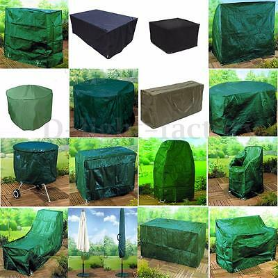 Waterproof Furniture Cover For Outdoor Garden Patio Bench Table Rain Protection