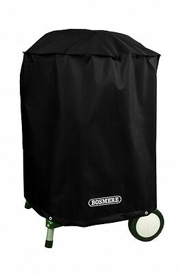 Bosmere Kettle Barbecue BBQ Cover - Quality Black Polyester D700