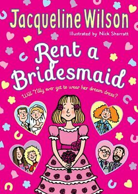 Rent a Bridesmaid by Wilson, Jacqueline Book The Cheap Fast Free Post