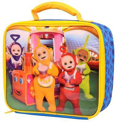 Teletubbies Insulated Lunch Bag/Box | CBeebies | Toddlers | Pre-School | Nursery
