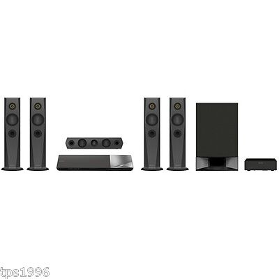 Sony BDVN7200WB.CEK 3D Blu-ray 5.1 Home Cinema System