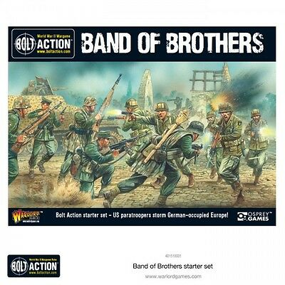 Warlord Games: WW2: Bolt Action 2: Band of Brothers Starter