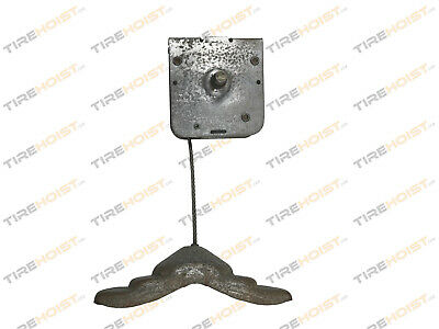 1994-2002 Dodge RAM Pickup OEM Spare Tire Hoist Wheel Carrier Winch Lift Cable