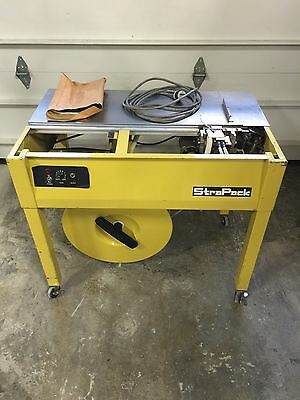 Strapack S-630 Simi-automatic Strapping Machine