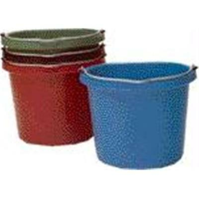 Fortex Industries Inc dos plat Bucket économie Fb-1-Blue 20 Quart FB-1 BLEU