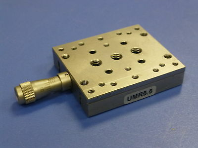 Newport UMR5.5 Linear Translation Stage with BM11.5 Micrometer