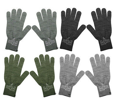 GI Glove Liners USA Made Army Military Warm Glove Liners  GSA COMPLIANT