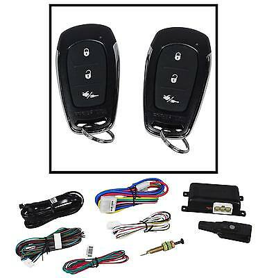 Audiovox Prestige APS57E Remote Start Keyless Entry 1500 Foot Range - 2 Remotes