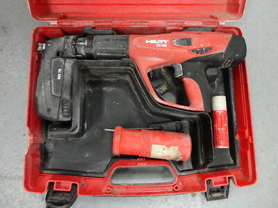 Hilti DX460 Powder-Actuated Tool, Comes w/ MX72 Attachment