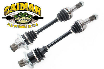 2003-2008 Yamaha Grizzly 660 4X4 Rear Atv Performance Cv Axle Set