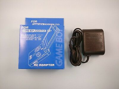 NEW IN BOX Game Boy Advance GBA SP Nintendo DS Wall Charger Power Adapter USG002