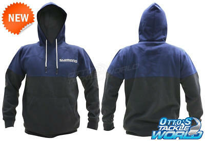 Shimano Fleece Sweat Hoodie BRAND NEW at Otto's Tackle World Drummoyne