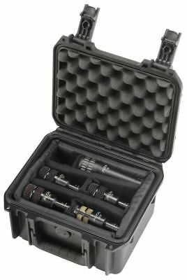 SKB 3I-0907-6BDD (6) Microphone Waterproof Deep Hard Case