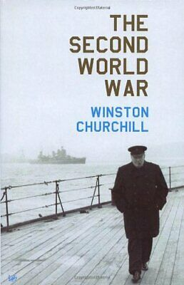 The Second World War by Churchill, Winston S. Paperback Book The Cheap Fast Free