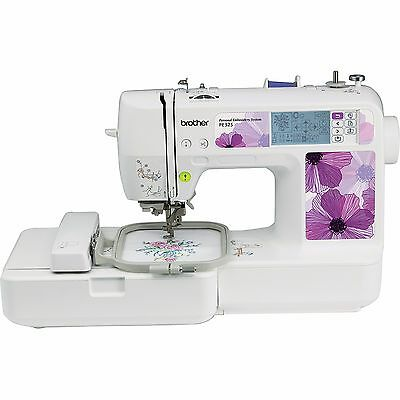 Unisex Computerized Embroidery Machine 70 Built In Designs 120 Frame Patterns