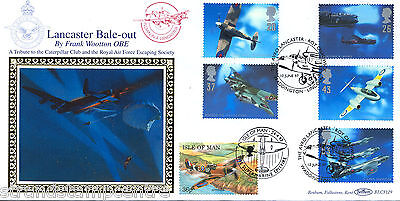 1997 Architects Of The Air - Benham Lancaster Official - DOUBLED - 250 Only !
