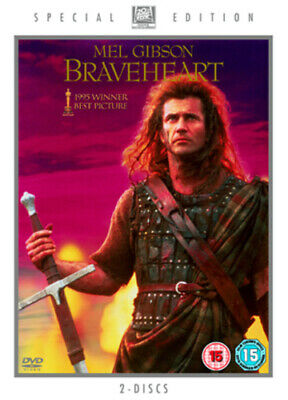 Braveheart DVD (2006) Mel Gibson cert 15 Highly Rated eBay Seller, Great Prices