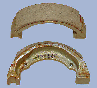 Suzuki LT80 Quadrunner Quadsport brake shoes, front only (1987-2006) 80mm x 20mm