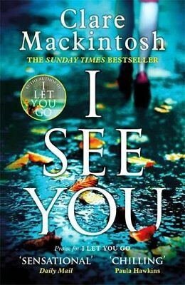 I See You by Mackintosh, Clare Book The Cheap Fast Free Post