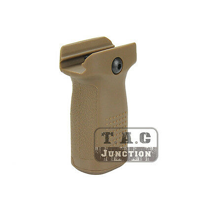 Tactical PTS Enhanced Foregrip - Short EPF-S Vertical Grip w/ Battery Storage