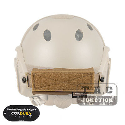 Tactical Combat Helmet Accessory Fast Rear Pouch Balancing Bag Counterweight Bag