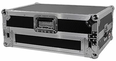 ProX XS-MIXDECKEXLT Flight Case For Numark Mixdeck Express w/ Glide Laptop Shelf