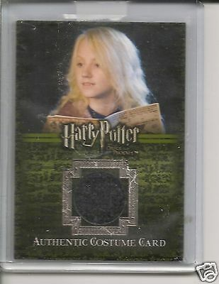 Harry Potter Order of the Phoenix C8 costume card